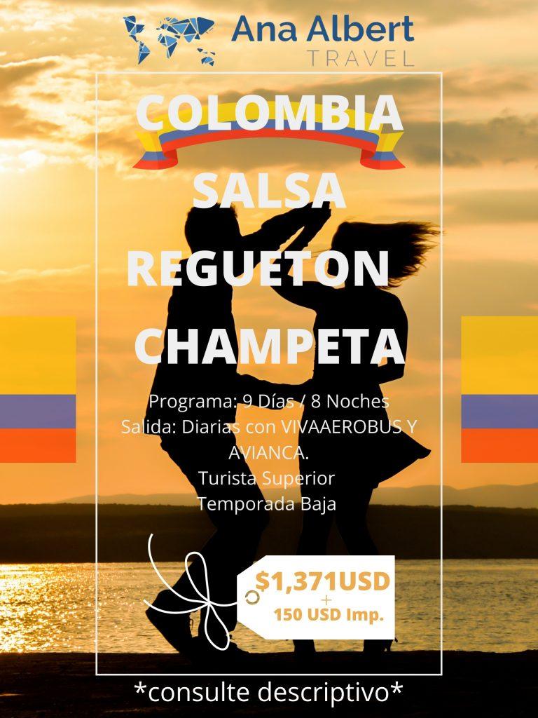 SALSA, REGUETON Y CHAMPETA (2)